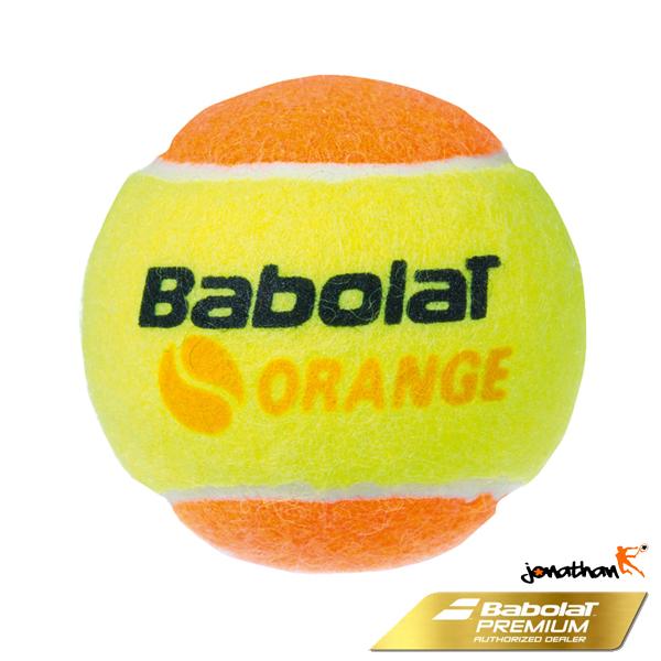 Tenisové míče BABOLAT ORANGE 3-7