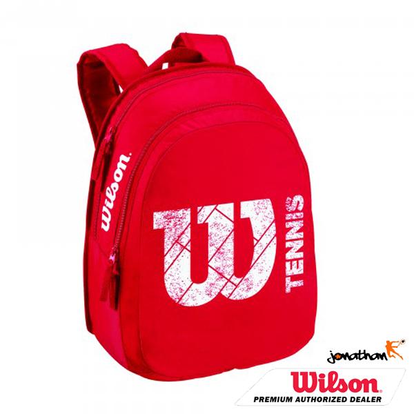 Batoh WILSON MATCH JR BACKPACK RED