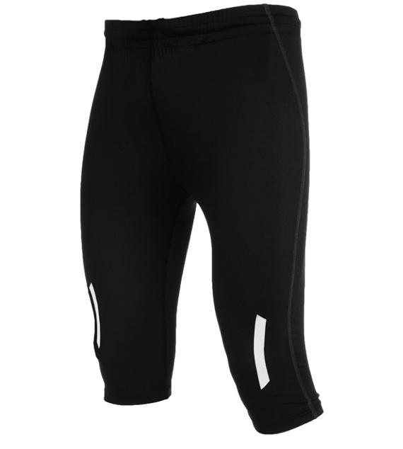 JOOM JOOM pánské elastické kalhoty ATHLETIC, černé