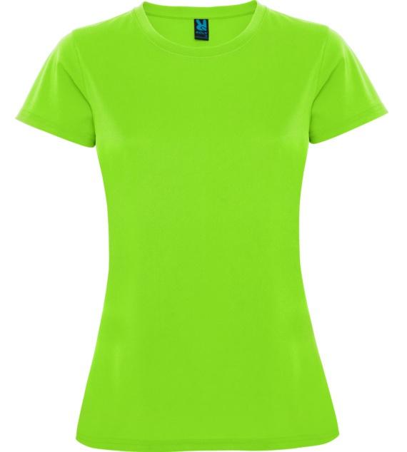 JOOM JOOM dámské sportovní tričko MONTECARLO, limetková