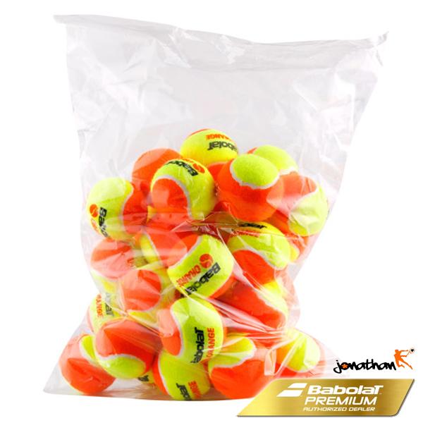 Tenisové míče BABOLAT ORANGE - pytel 36 ks