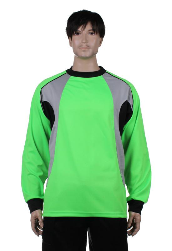 MERCO GO-3 brankářský dres - zelená