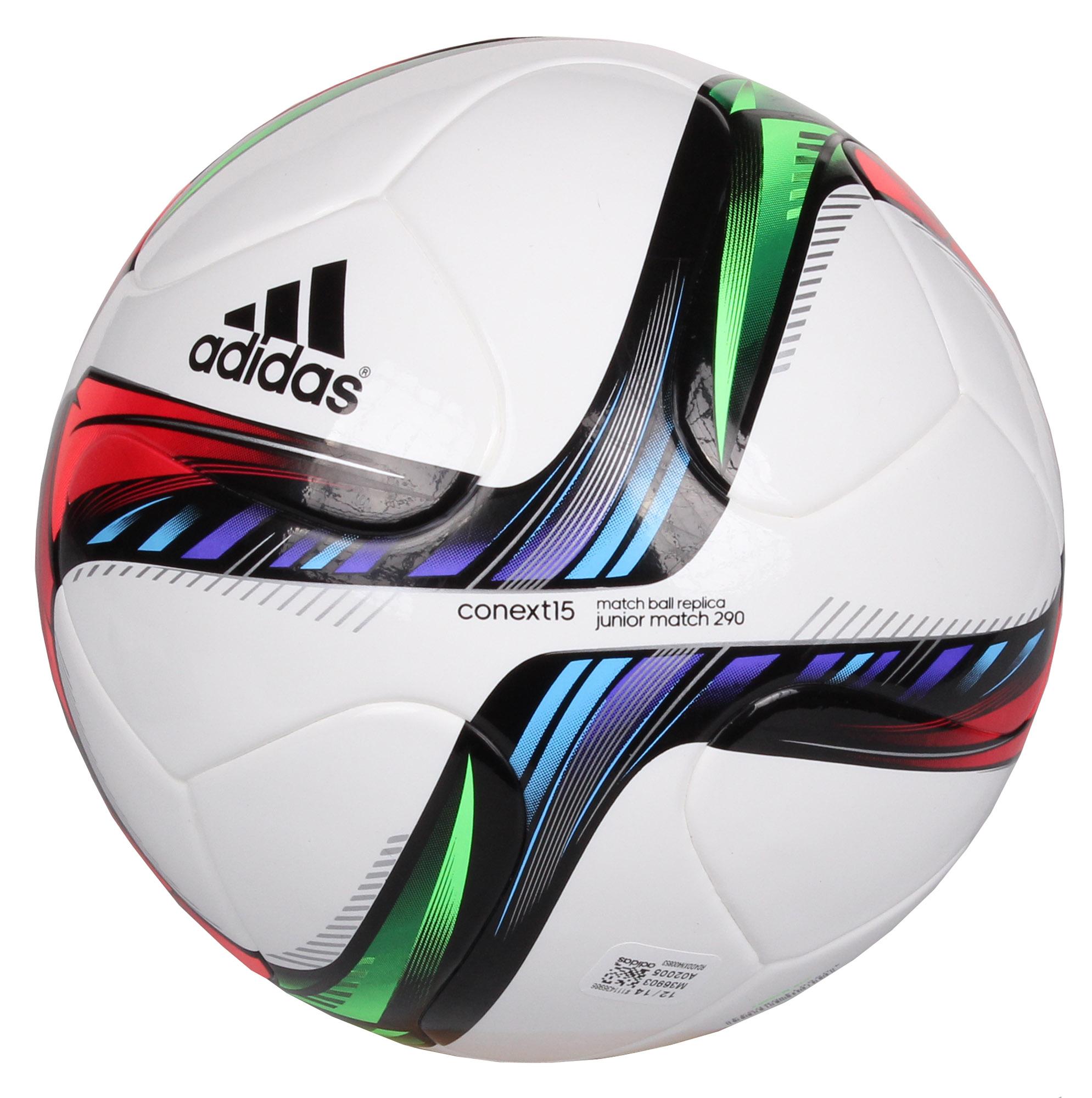ADIDAS Conext15 J290 fotbalový míč - vel. 4