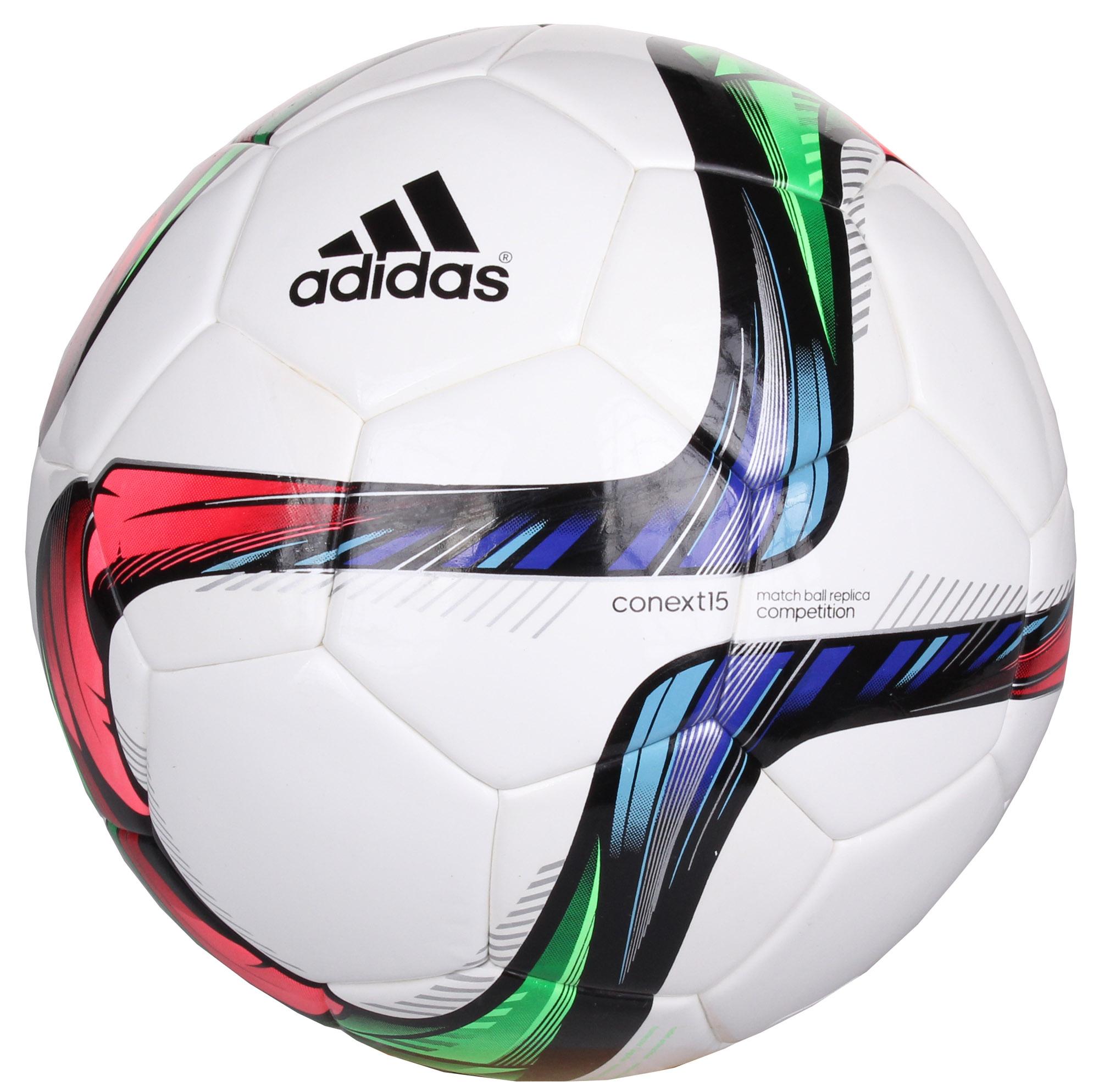 ADIDAS Conext15 Competition fotbalový míč - vel. 4