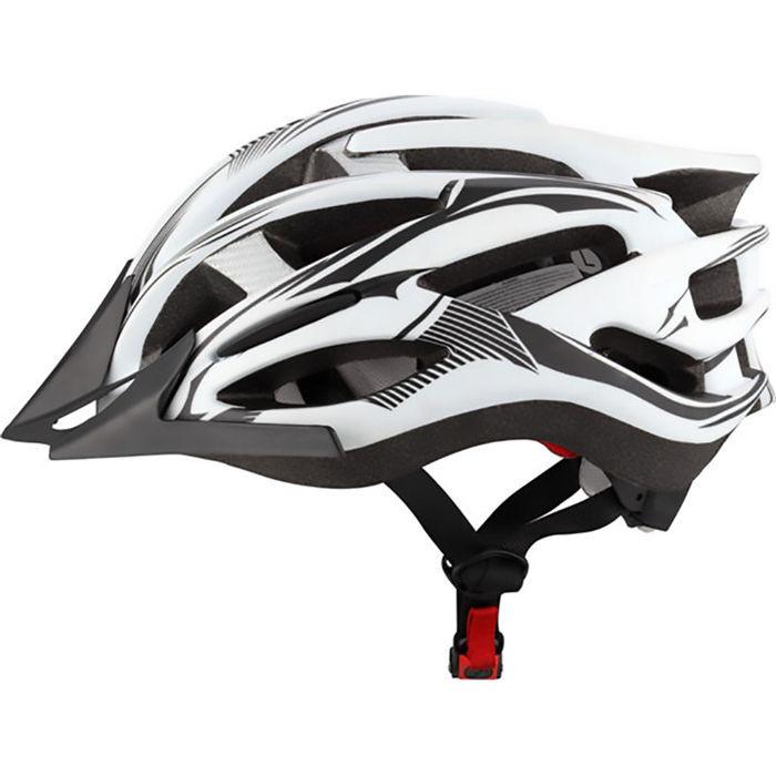 METEOR MV88 cyklistická helma - bílá