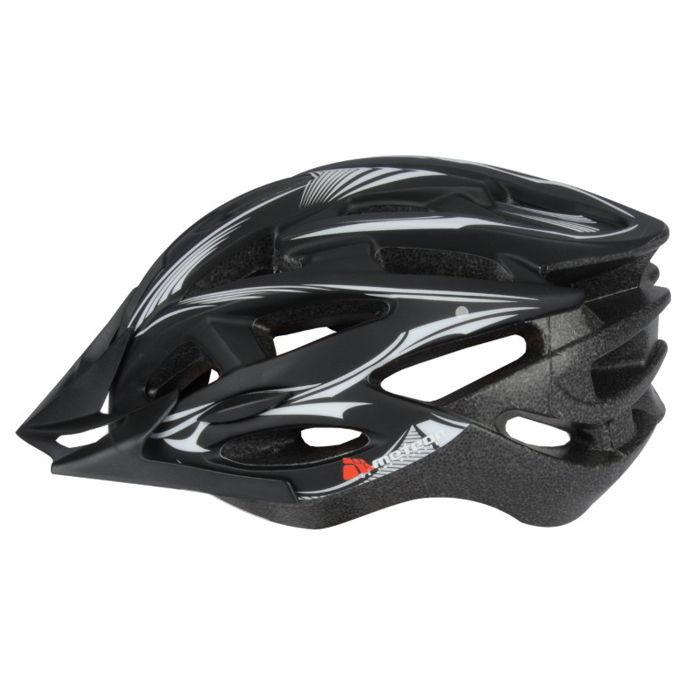 METEOR MV88 cyklistická helma - černá