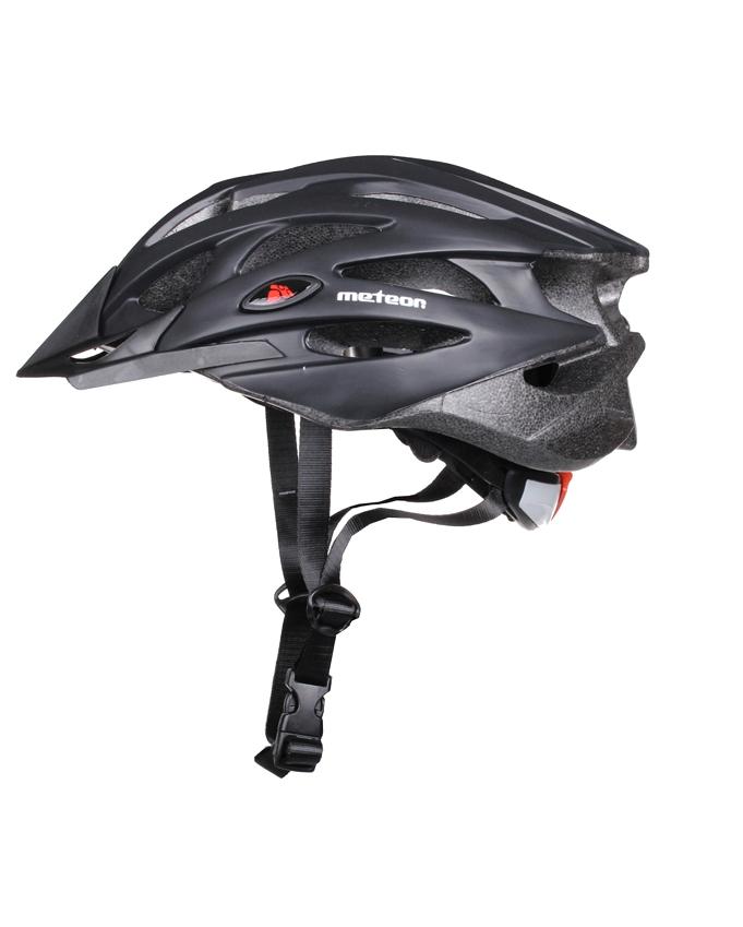 METEOR MV29 cyklistická helma - černá