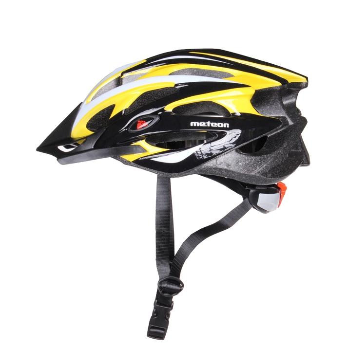 METEOR MV29 cyklistická helma - žlutá