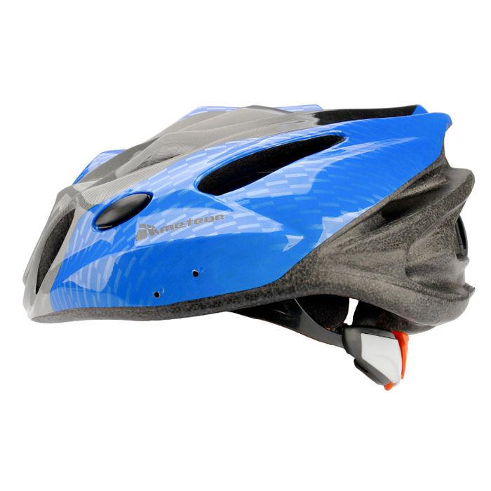 METEOR MV28 cyklistická helma - modrá