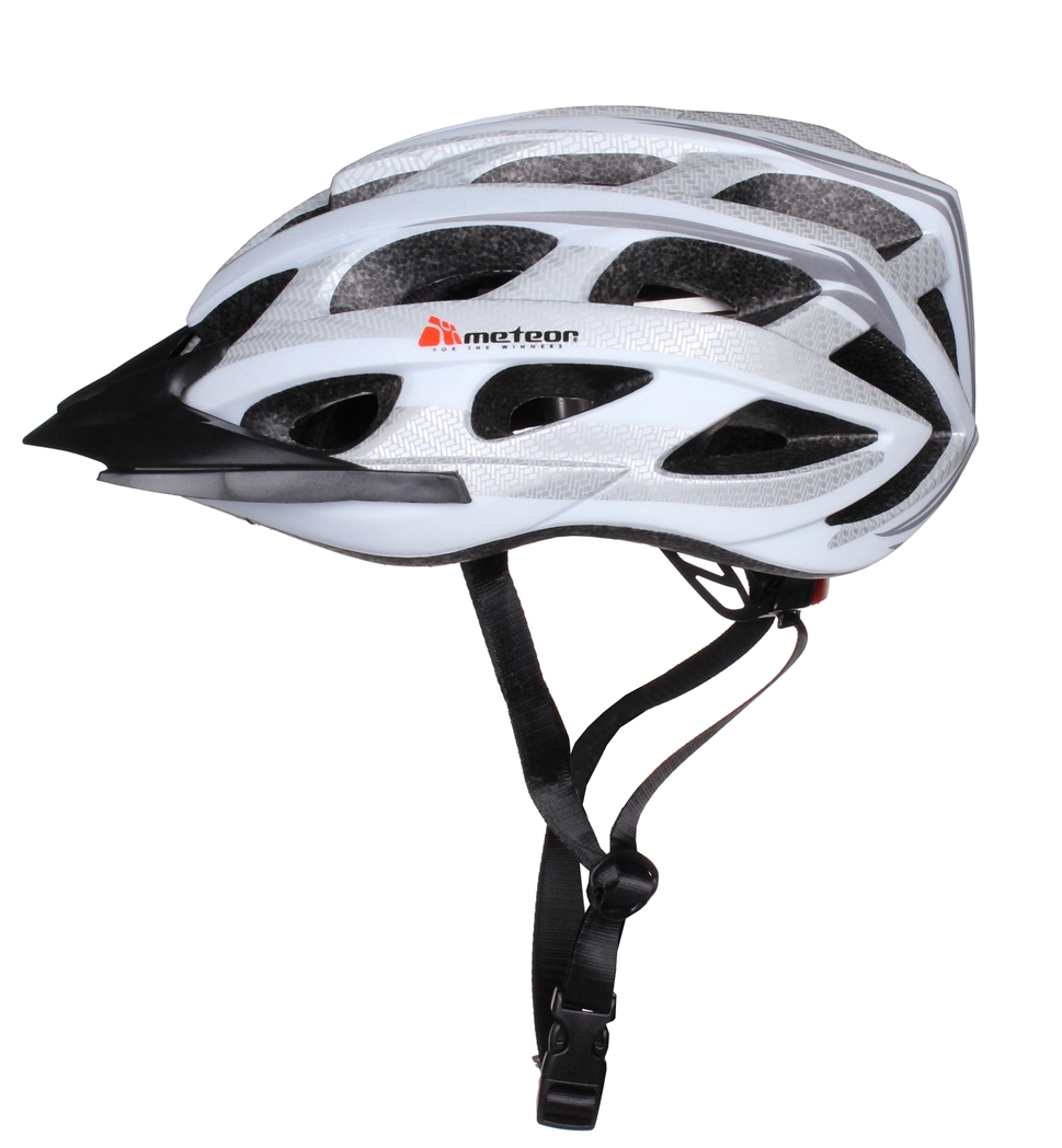 METEOR HB23 cyklistická helma - šedá