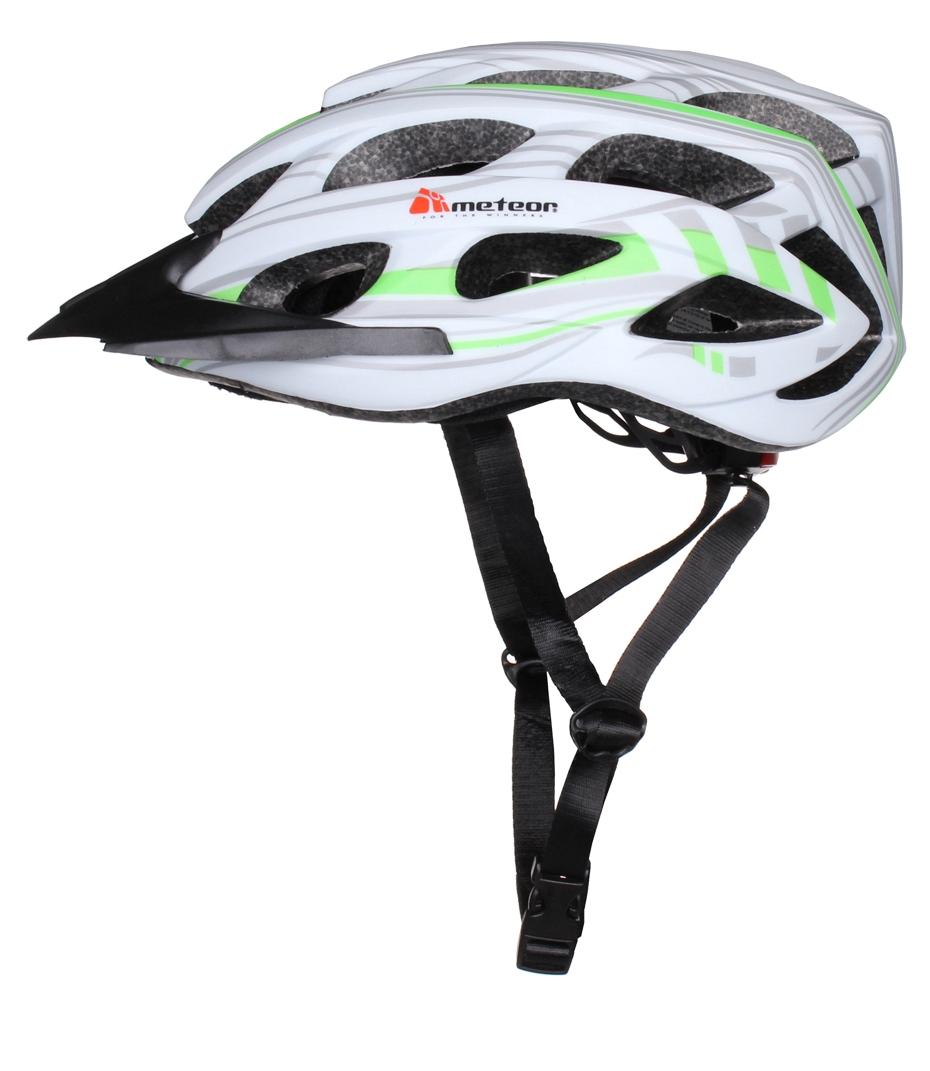 METEOR HB23 cyklistická helma - zelená