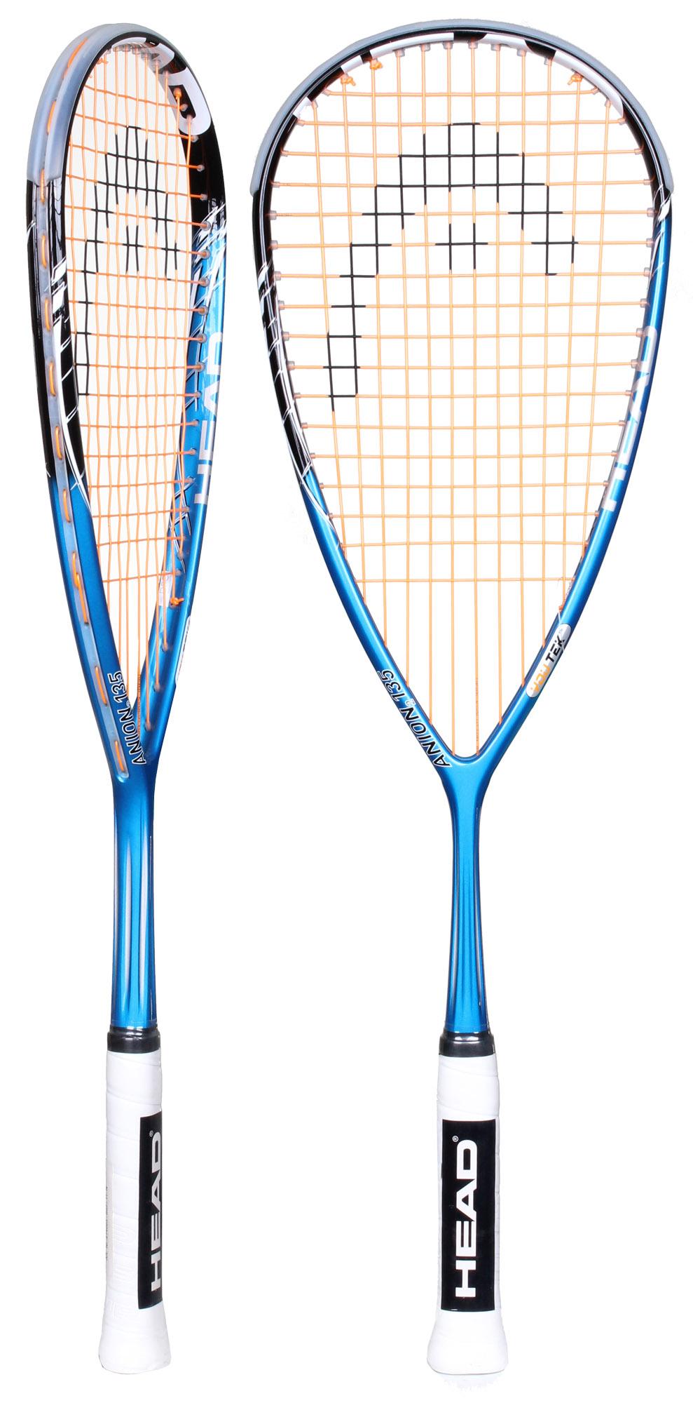 Squashová raketa HEAD YOUTEK ANION 2 135