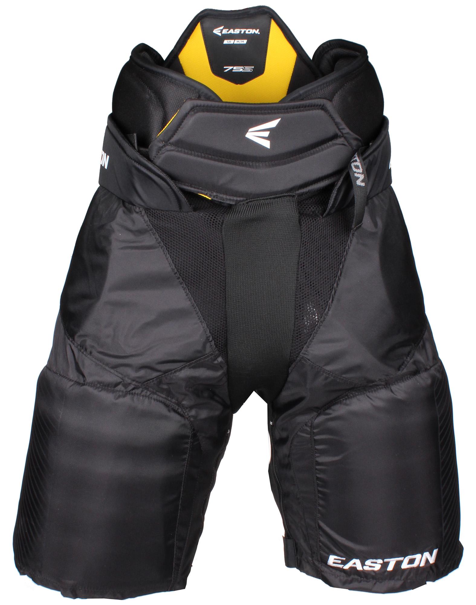 EASTON kalhoty Stealth 75S II, SR hokejové - černá