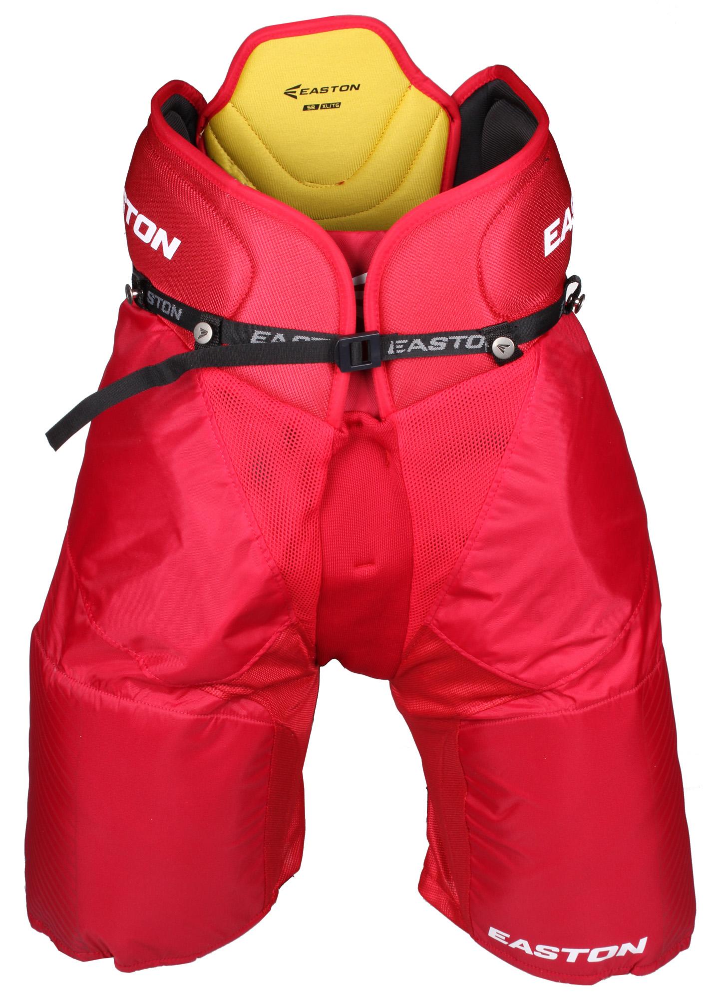 EASTON kalhoty Stealth 55S II, SR hokejové - červená