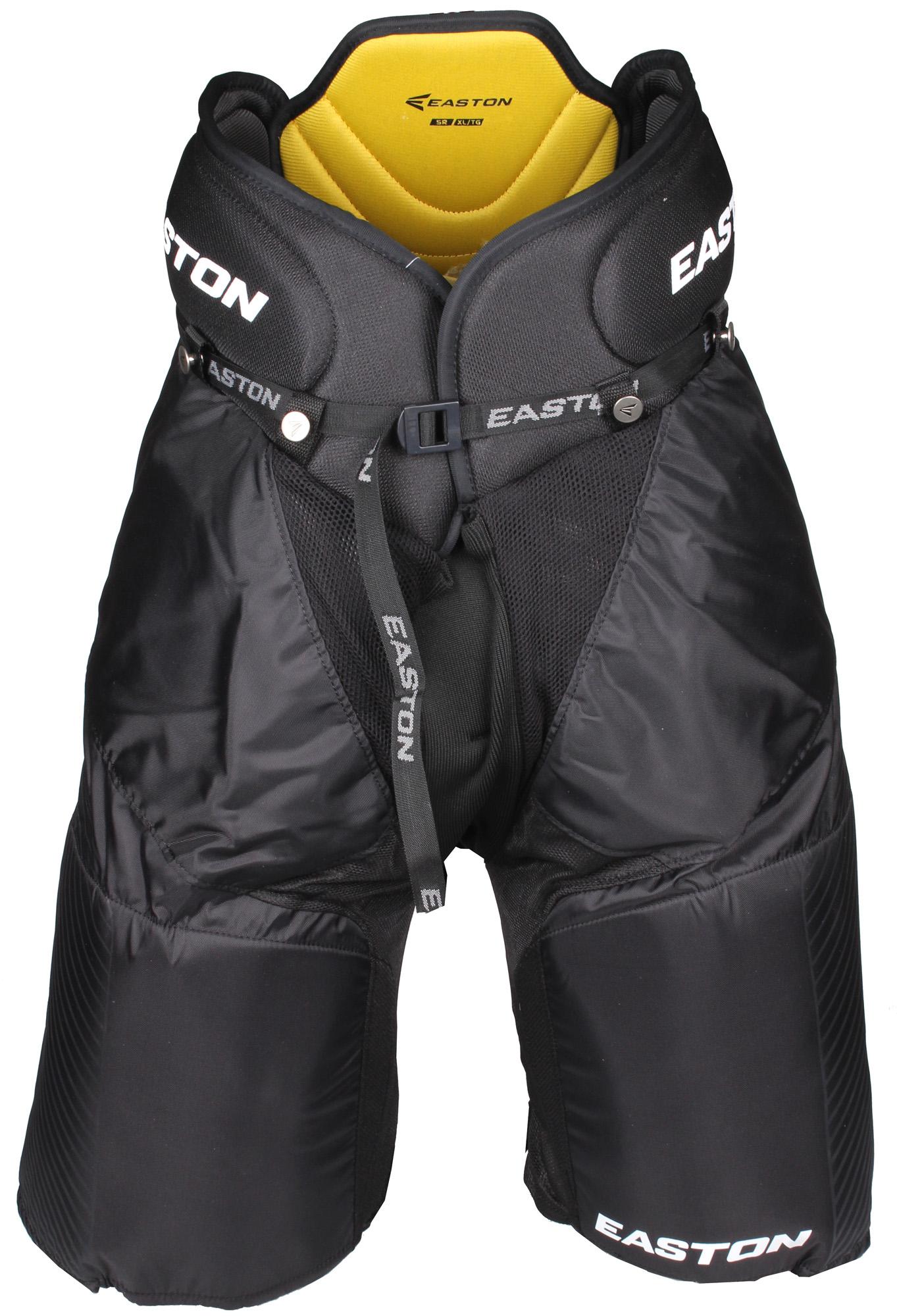 EASTON kalhoty Stealth 55S II, SR hokejové - černá