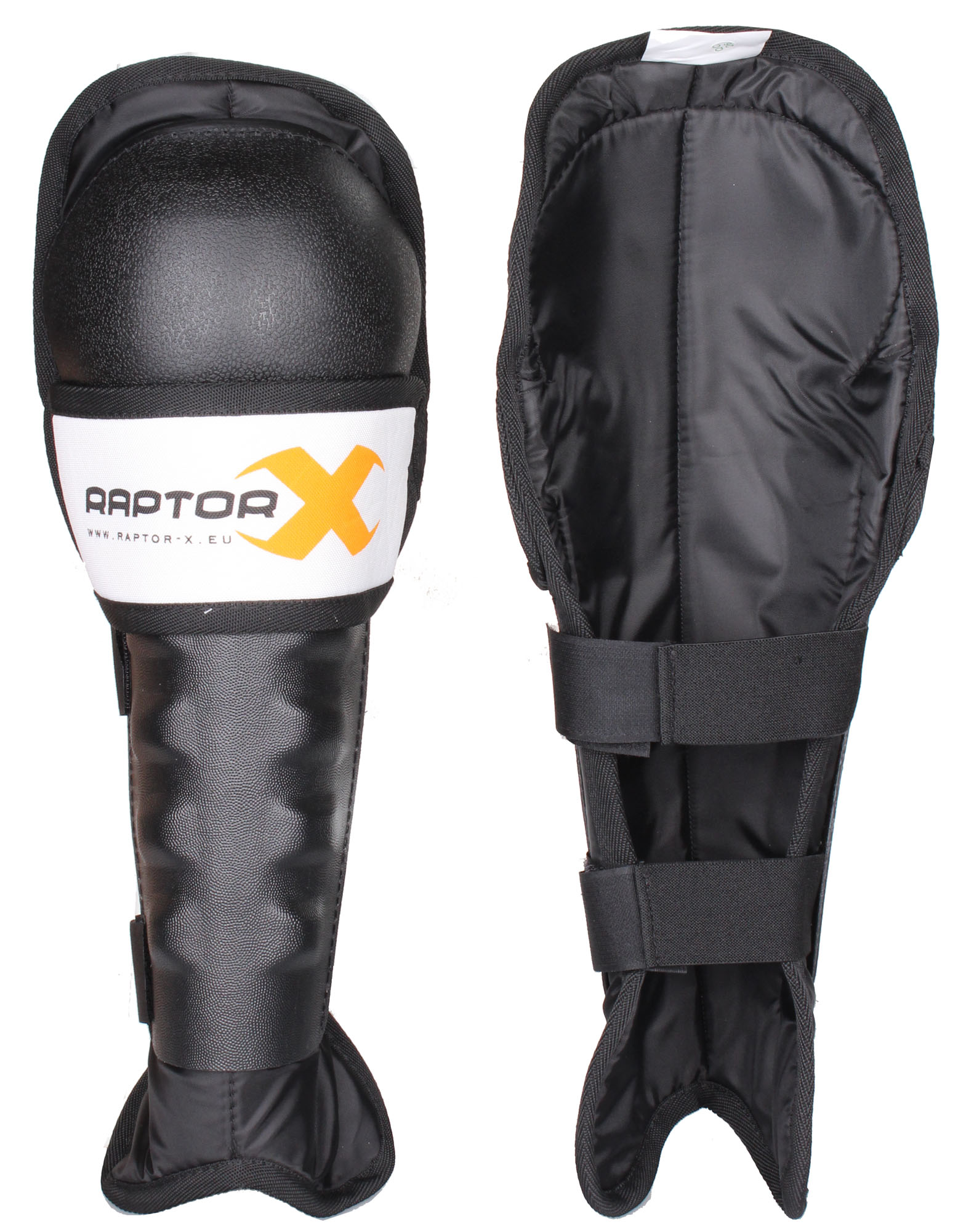 RAPTORr-X Street Hockey Shin guards hokejbalové holeně