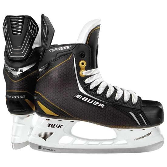 BAUER Supreme One.6 SR hokejové brusle, šíře D