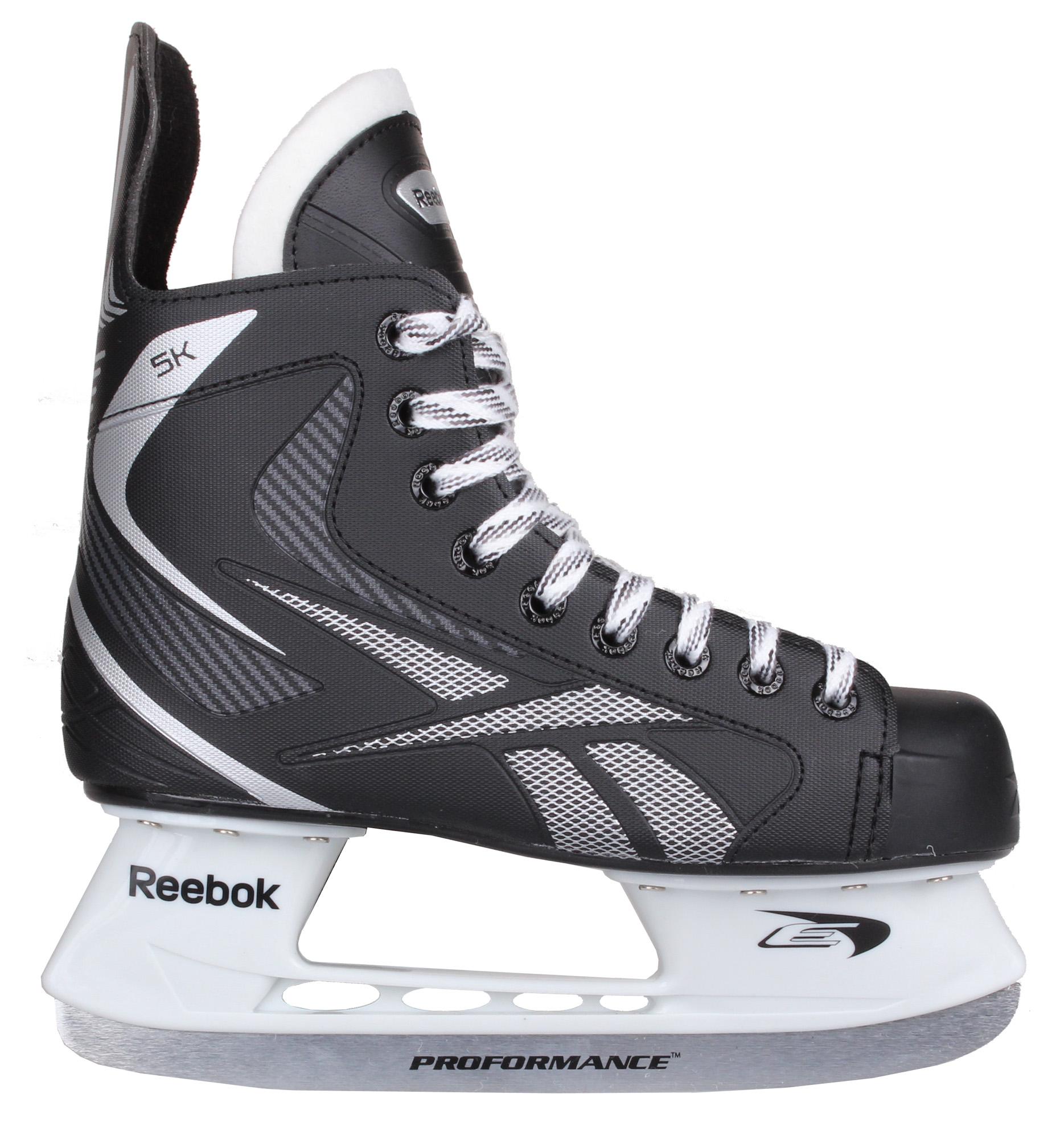 REEBOK 5K, JR hokejové brusle, šíře D