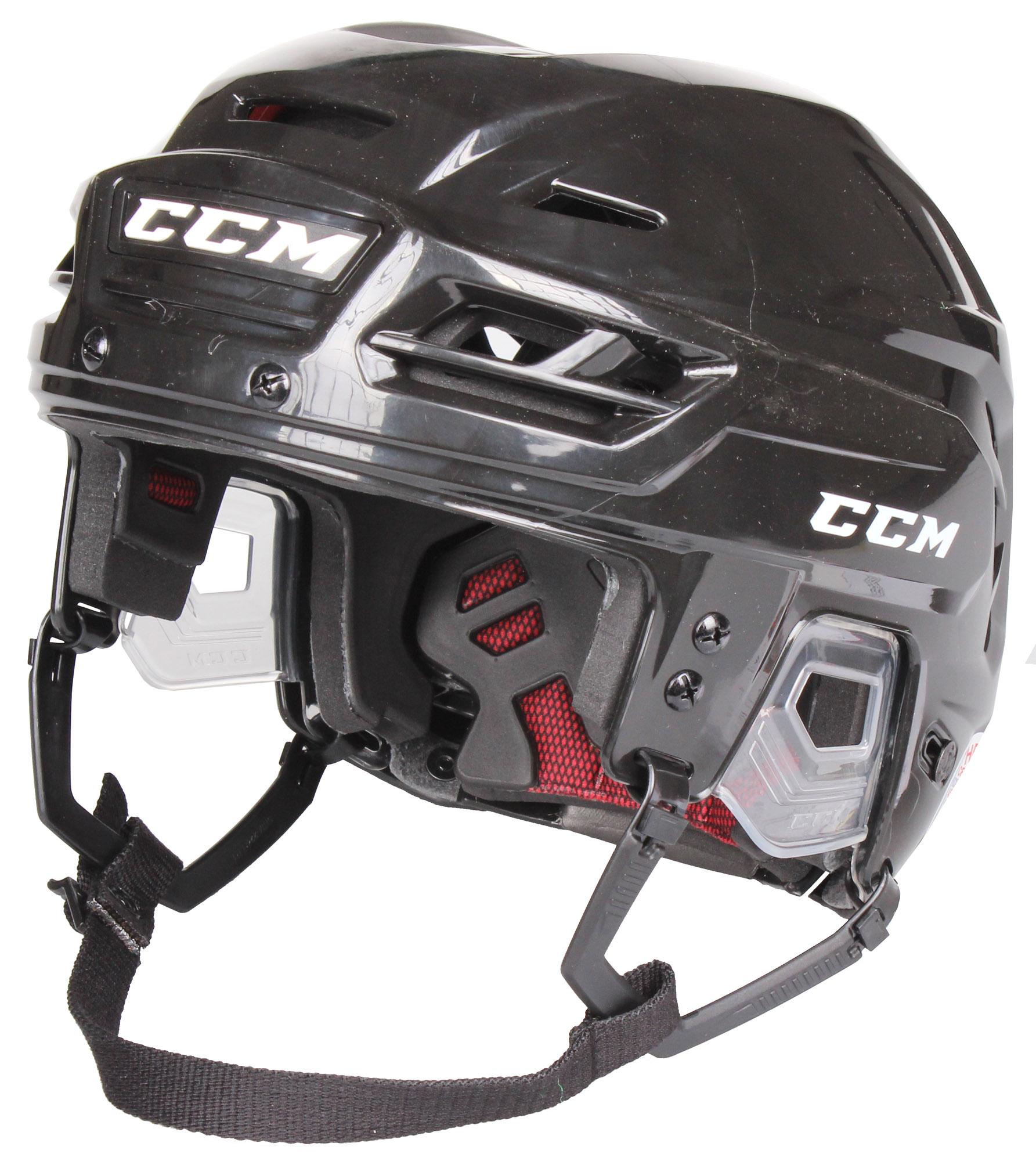 CCM Resistance 300 hokejová helma - černá