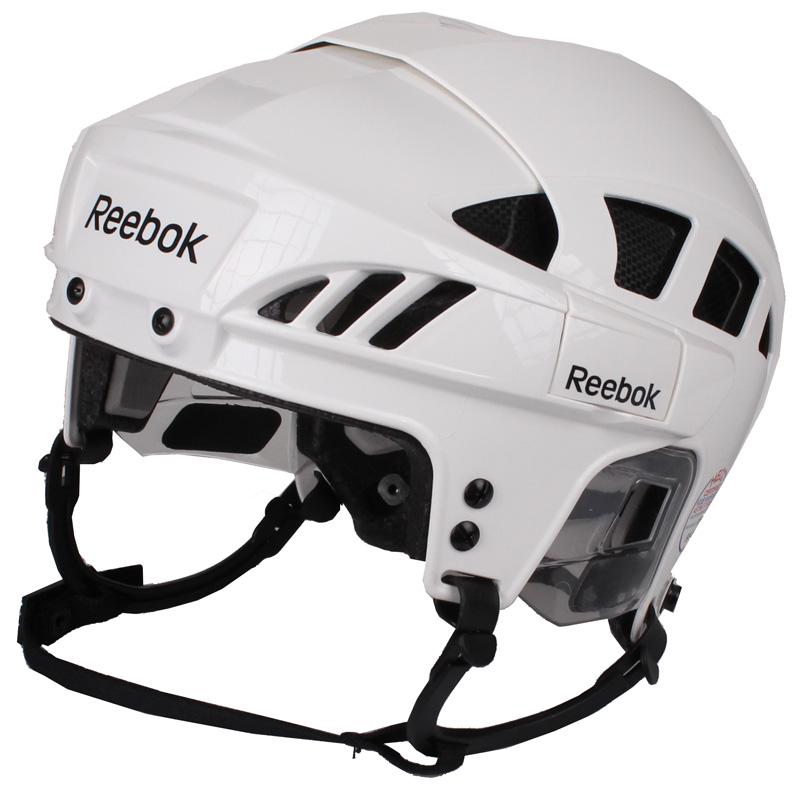REEBOK 7K hokejová helma - bílá