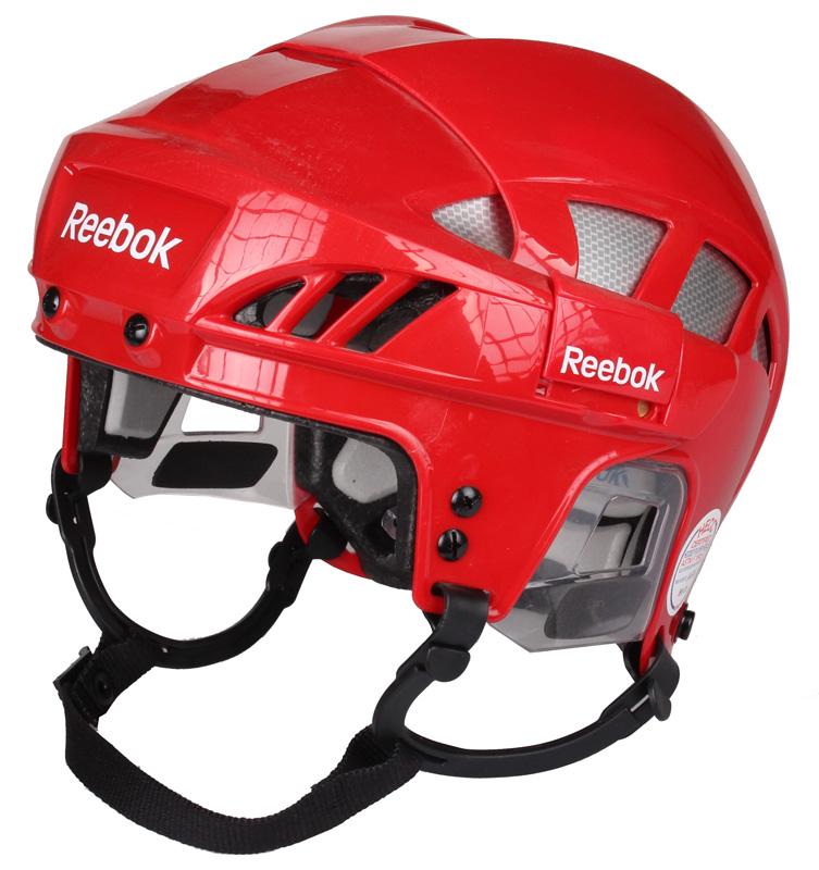 REEBOK 7K hokejová helma - červená