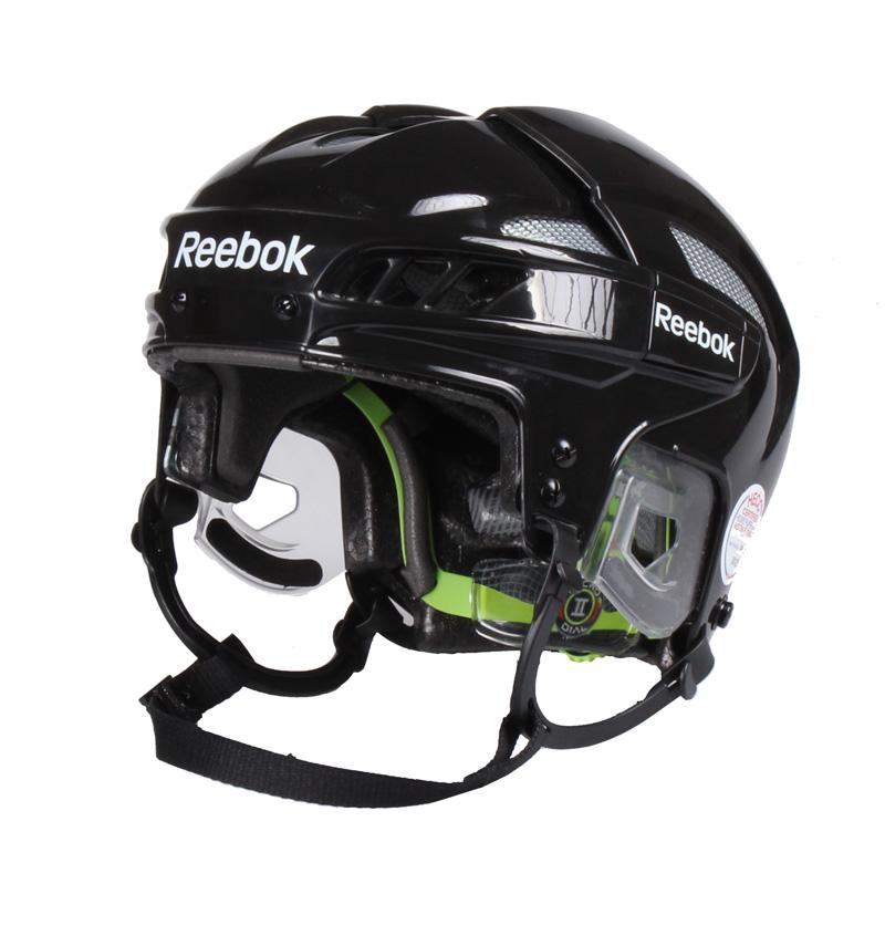 REEBOK 11K hokejová helma - černá