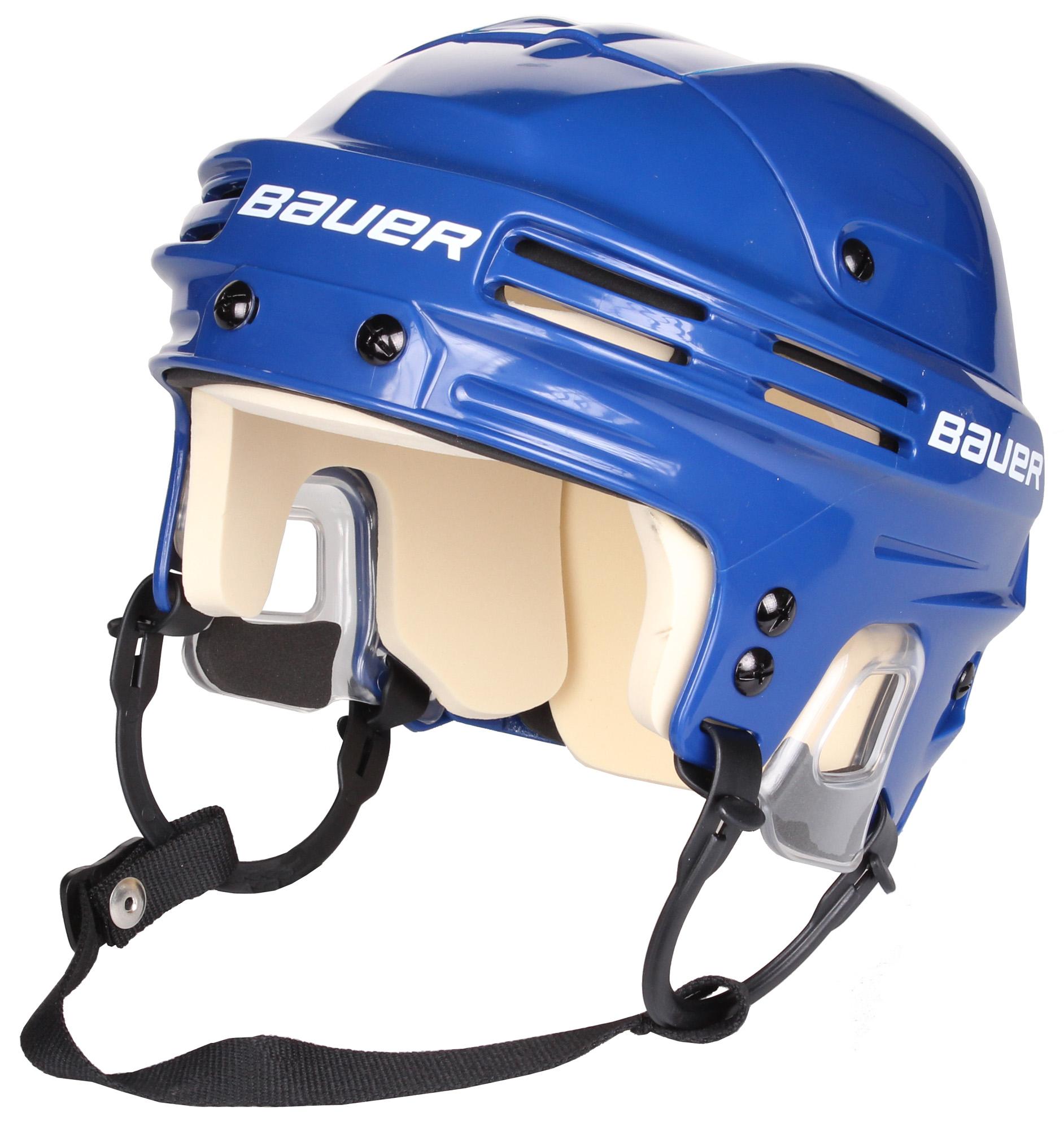 BAUER HH4500 hokejová helma - modrá