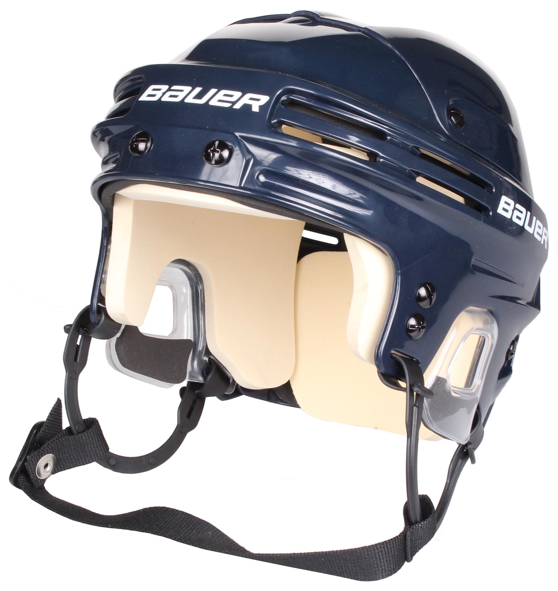BAUER HH4500 hokejová helma - navy