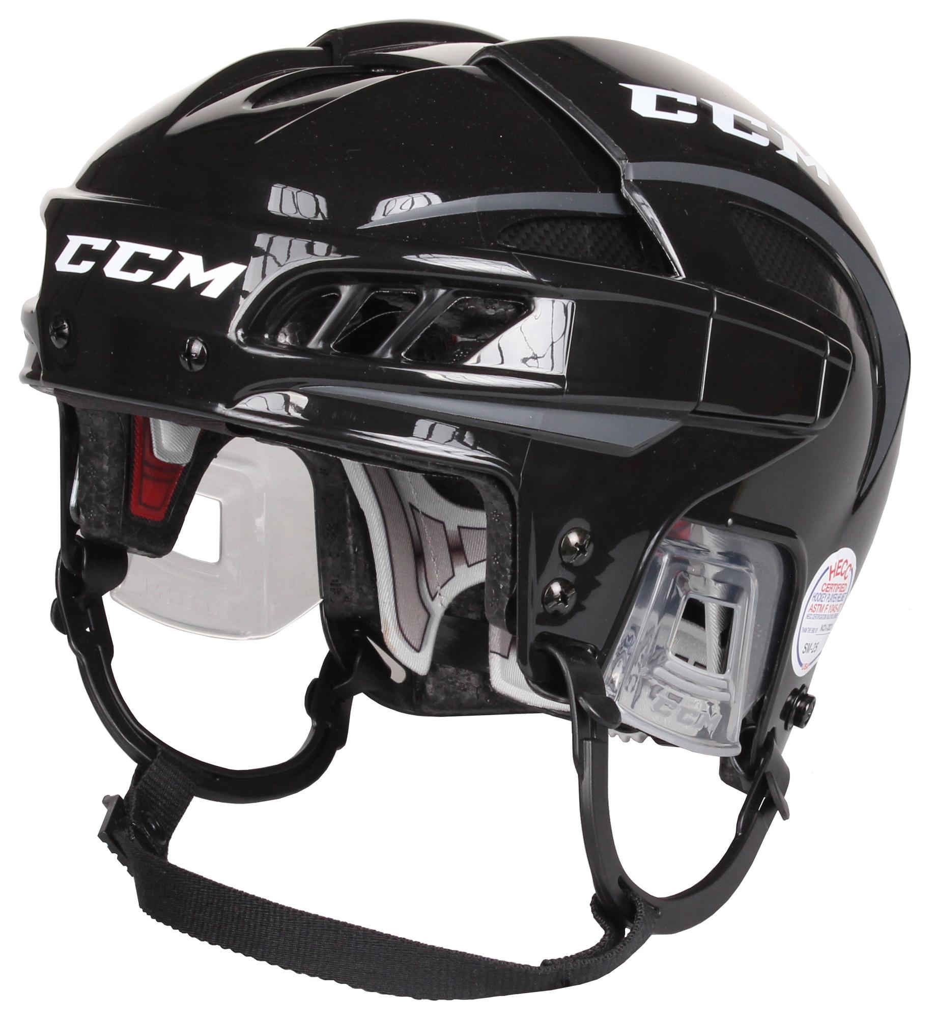 CCM FitLite hokejová helma - černá