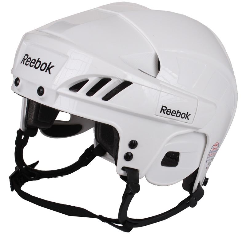 REEBOK 3K, 2013 hokejová helma - bílá