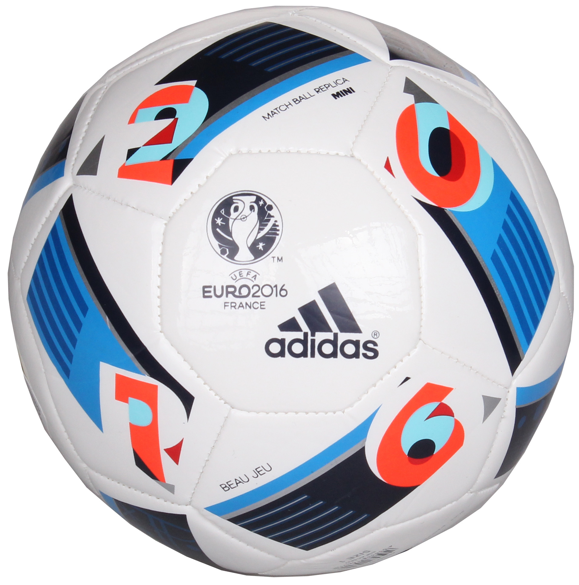 ADIDAS EURO 2016 Mini fotbalový míč - vel. 1