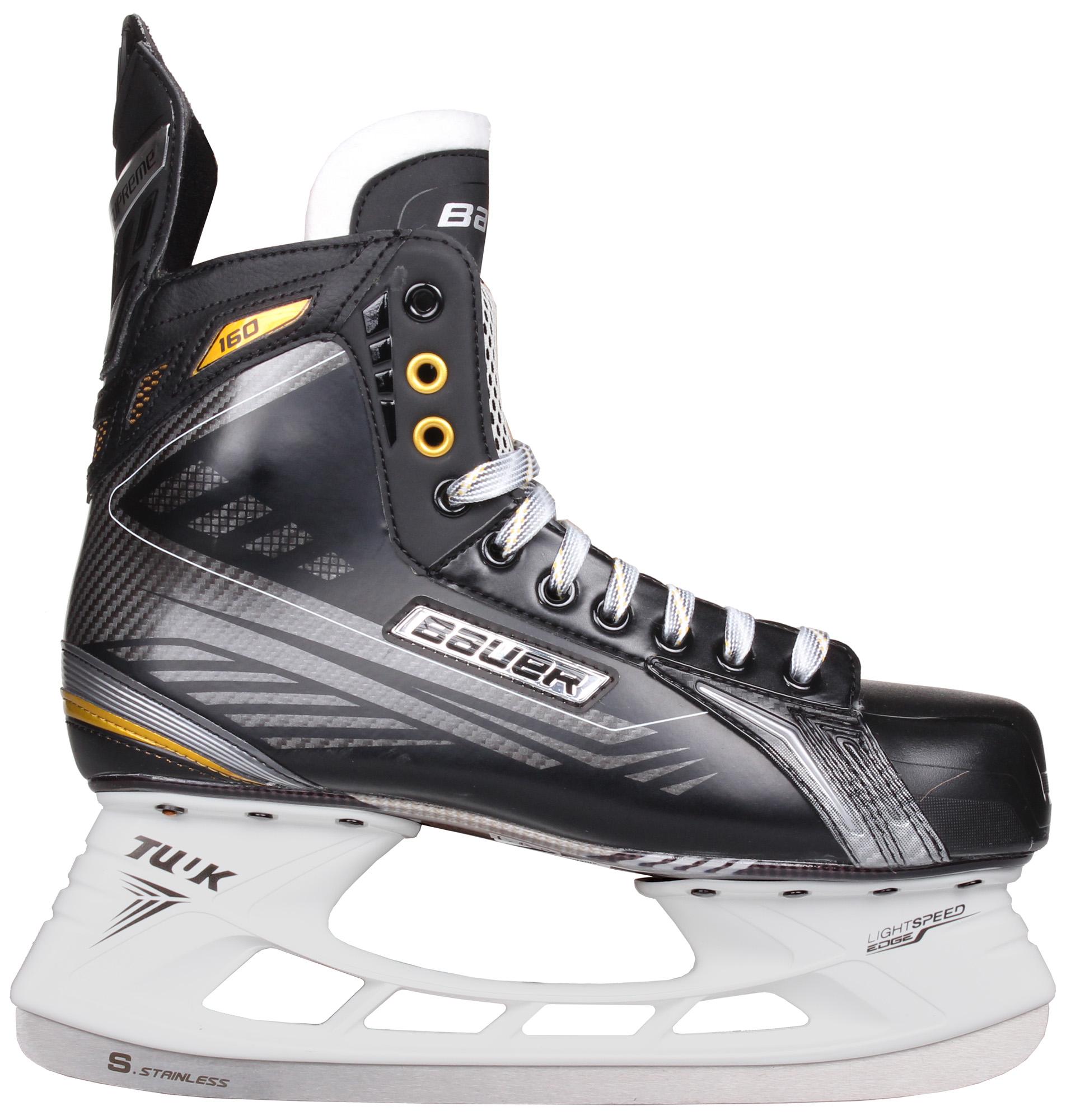 BAUER Supreme 160 D SR hokejové brusle
