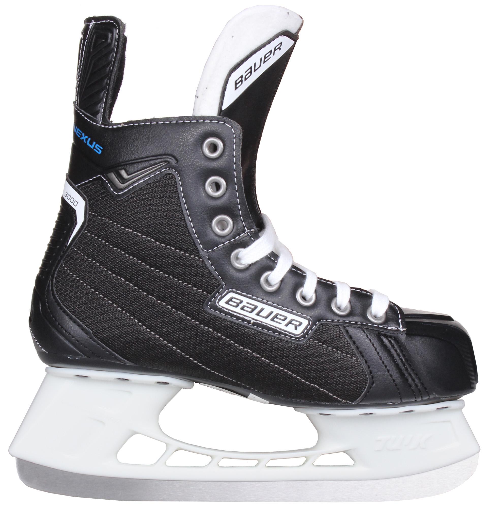 BAUER Nexus 3000 JR juniorské hokejové brusle, šíře R37,5
