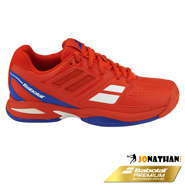 BABOLAT PROPULSE TEAM JUNIOR RED