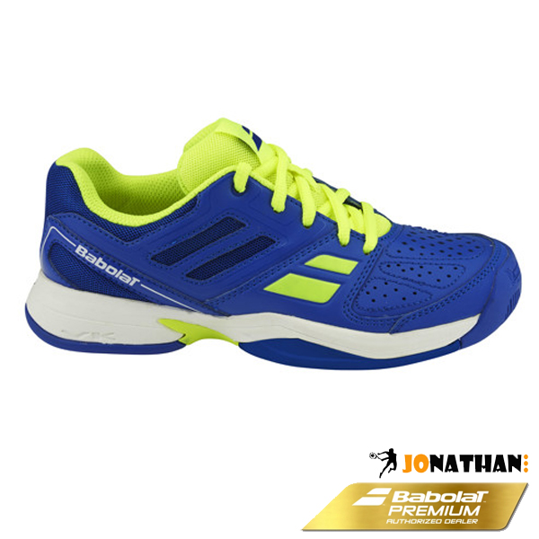 BABOLAT PULSION JUNIOR BLUE
