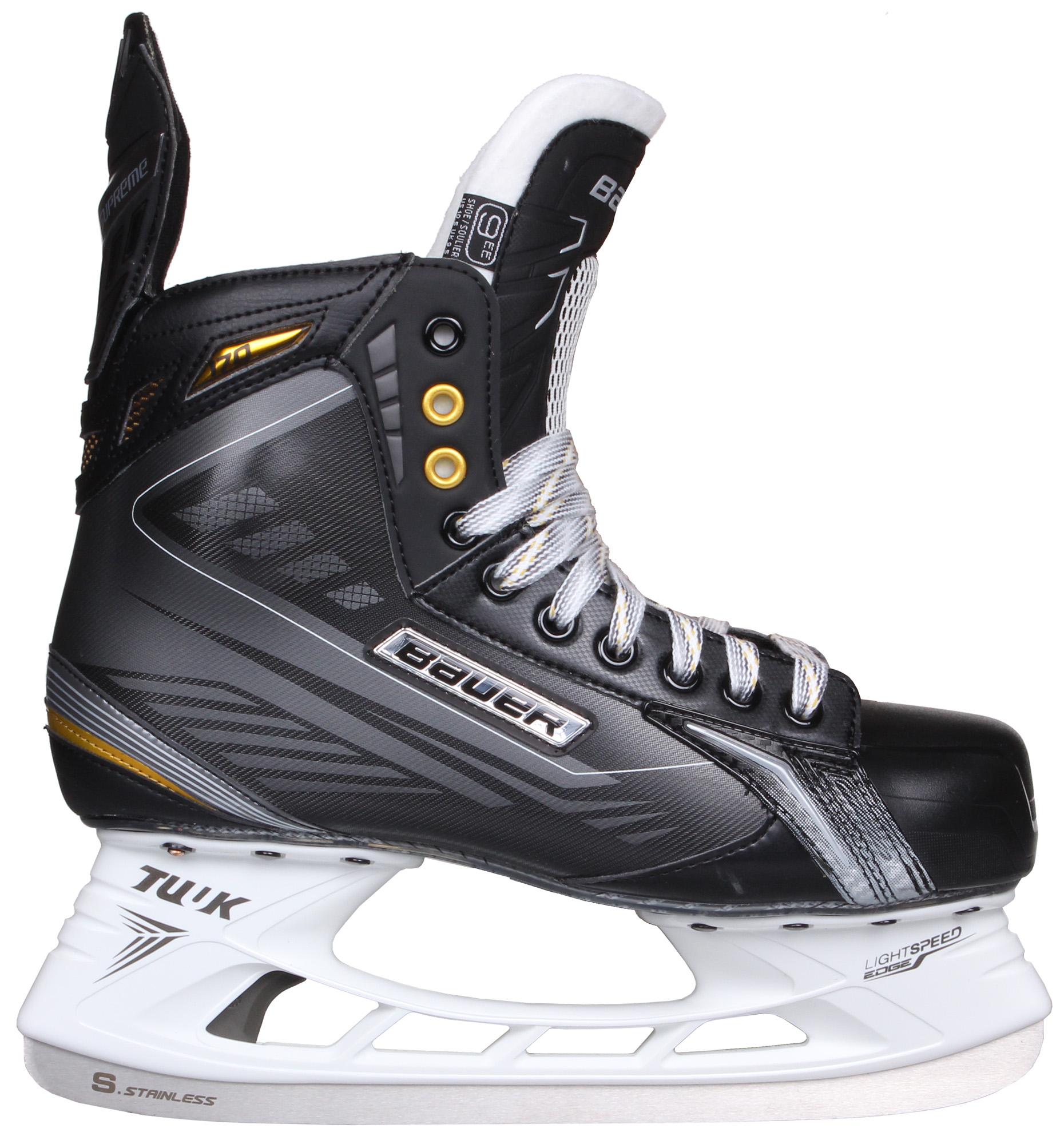 BAUER Supreme 170 EE SR hokejové brusle