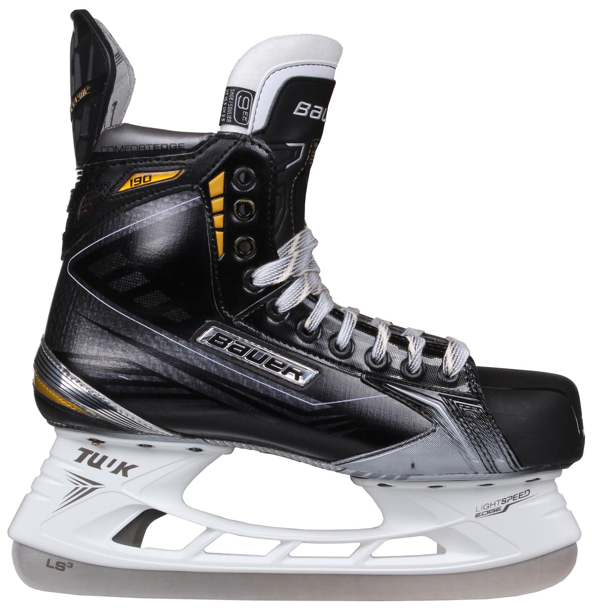 BAUER Supreme 190 EE SR hokejové brusle