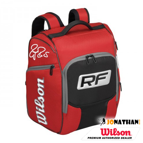 Batoh WILSON FEDERER ELITE BACKPACK RED 2016