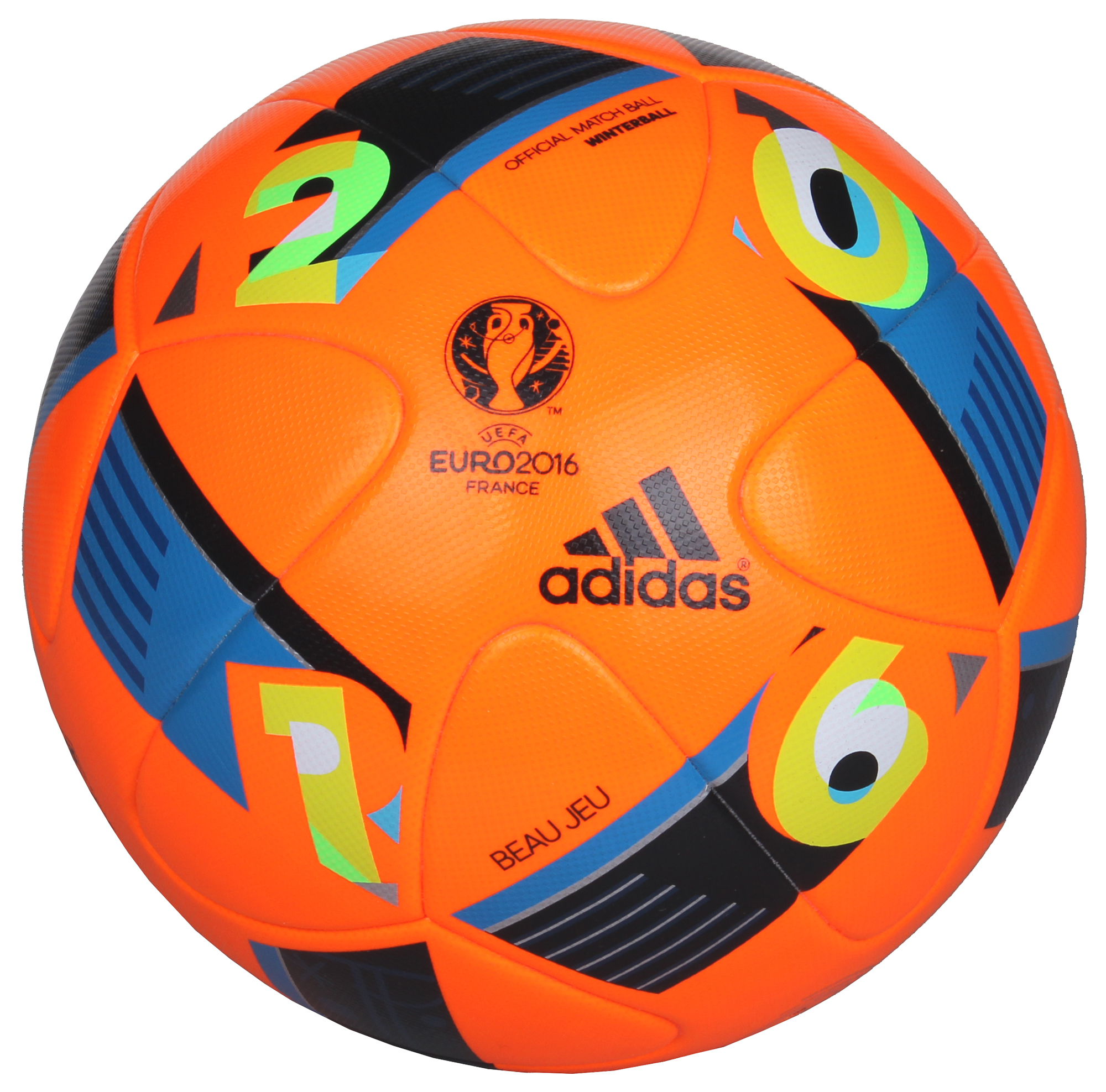 ADIDAS EURO 2016 OMB Winter fotbalový míč - vel. 5