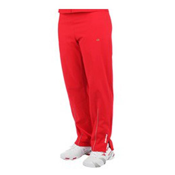 Kalhoty dámské BABOLAT CLUB WOMEN PANT RED 2010