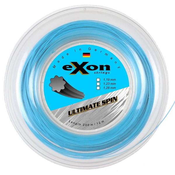Tenisový výplet EXON ULTIMATE SPIN BLUE 200 m
