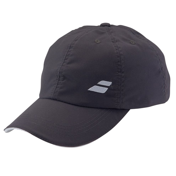 Kšiltovka BABOLAT BASIC LOGO CAP JUNIOR DARK GREY