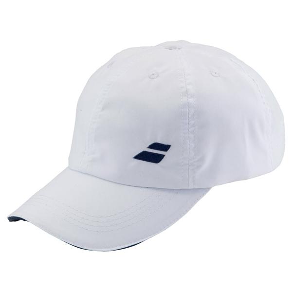 BABOLAT BASIC LOGO CAP WHITE 2017