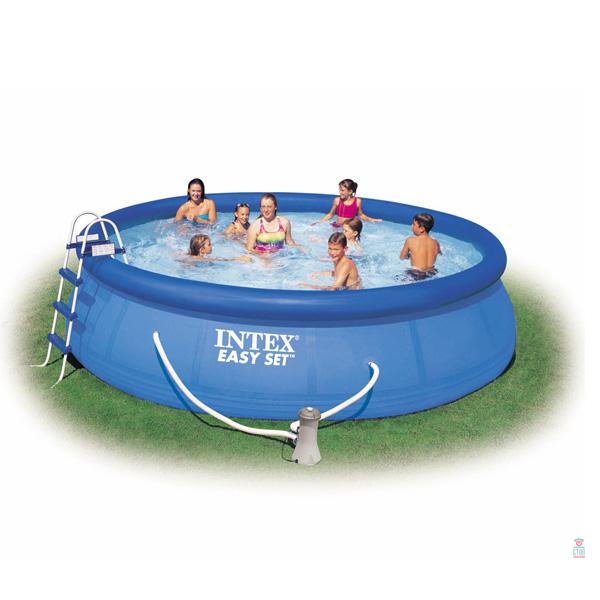 INTEX bazén Easy Set 56414 samostavěcí, 457x91cm