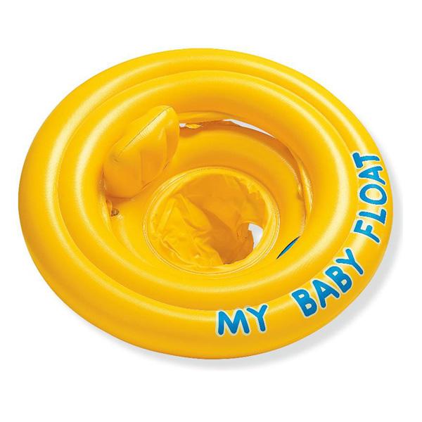 INTEX kruh plavecký My Baby Float 56585 nafukovací, 70cm