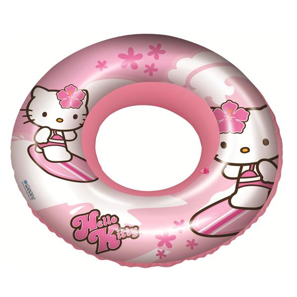 INTEX kruh plavecký Hello Kitty 16320 nafukovací, 50cm
