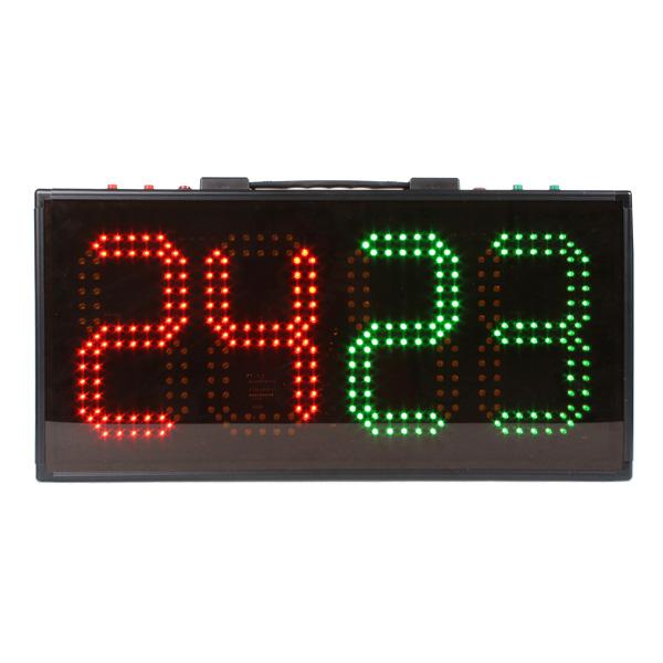 MERCO tabule pro střídání LED elektronická, dobíjecí