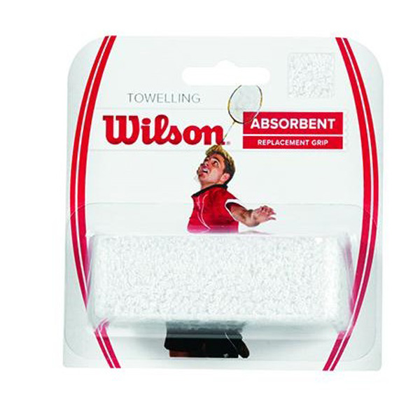 Froté grip WILSON TOWELLING BADMINTON