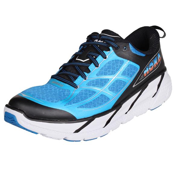 HOKA ONE ONE CLIFTON 2 pánská běžecká obuv - modrá - modrá