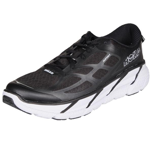 HOKA ONE ONE CLIFTON 2 pánská běžecká obuv - černá